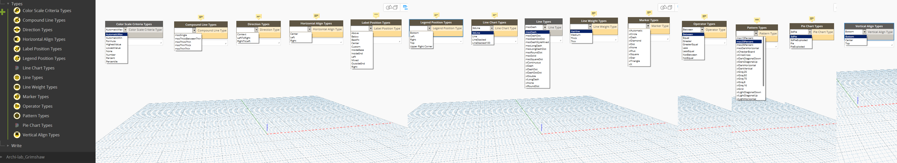 bumblebee – dynamo and excel interop | archi-lab